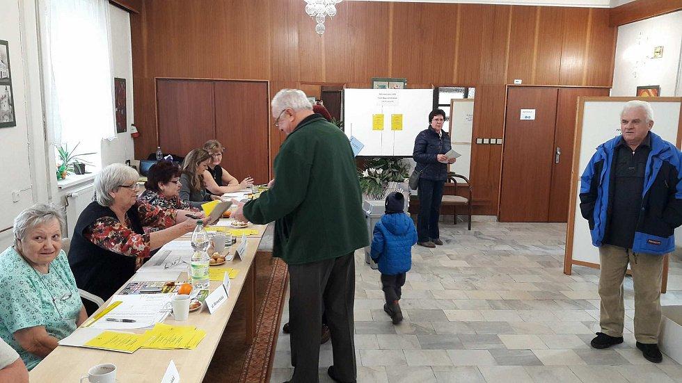Volby v Javorníku na Jesenicku