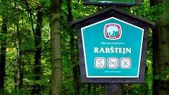 Přírodní rezervace Rabštejn. Ilustrační foto