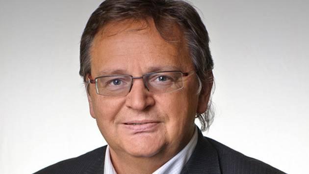 Ředitel šumperské nemocnice Radan Volnohradský.