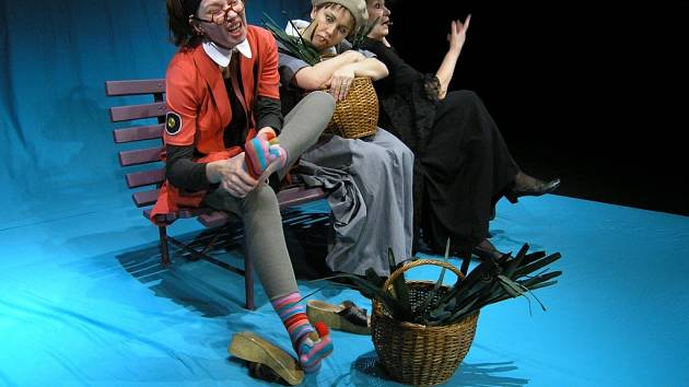 Francouzská dramatika je neodmyslitelnou součástí nabídky šumperského divadla.