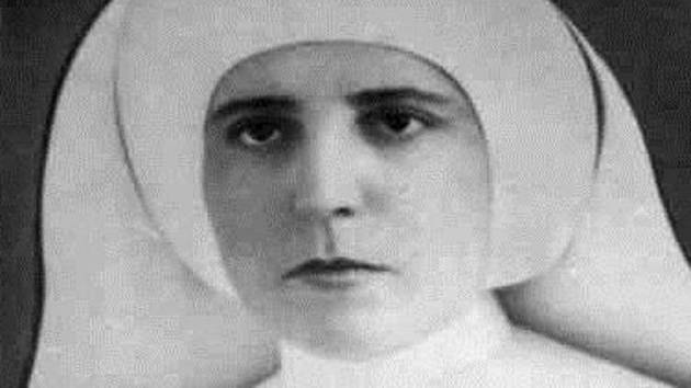 Řeholnice Maria Paschalis Jahn.