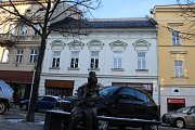 Budova bývalého Domu dětí u radnice v Šumperku