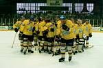 HC Papíroví Draci Šumperk ve své nejslavnější sestavě (sezóna 1998/1999)