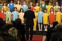 Jarní koncert Šumperského dětského sboru