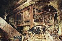 Snímky z knihy Zlatohorské podzemí autora Petra Hrubana