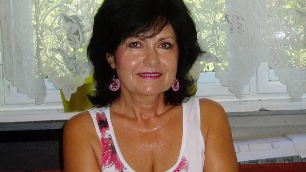 Drahomíra Jansová, vedoucí Pedagogicko-psychologické poradny Olomuckého kraje v Šumperku.
