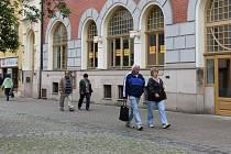 V prostorách bývalé herny v šumperském divadle bude informační centrum.