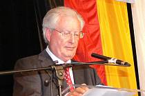 Starosta Bad Hersfeldu Hartmuth Boehmer