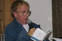 Ivan Kraus v Šumperku.