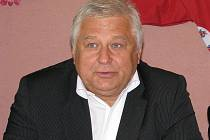 Šéf Ocelářů Evžen Delong