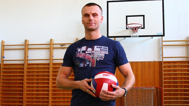 Bývalý ředitel Základní školy Jeseník Svatopluk Sekanina na snímku z roku 2014.