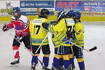 Šumperští hokejoví dorostenci hrají v pátek a sobotu extraligu doma.