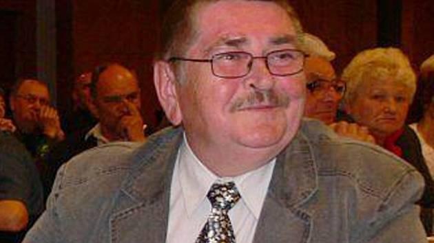 Ivan Štodt na snímku z roku 2010.