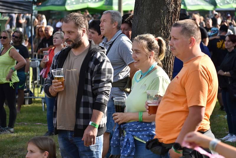 Pivovarské slavnosti v Hanušovicích.