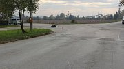 Motorkář najel v Mohelnici do policistky, která se jej snažila zastavit