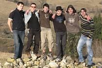 Šumperská kapela Second-Hand HusBand