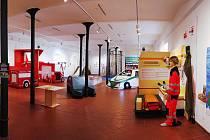 Výstava Já, hrdina ve Vlastivědném muzeu v Šumperku