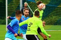 Velké Losiny ovládly derby v Rapotíně