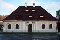Budova Katovny v Jeseníku.