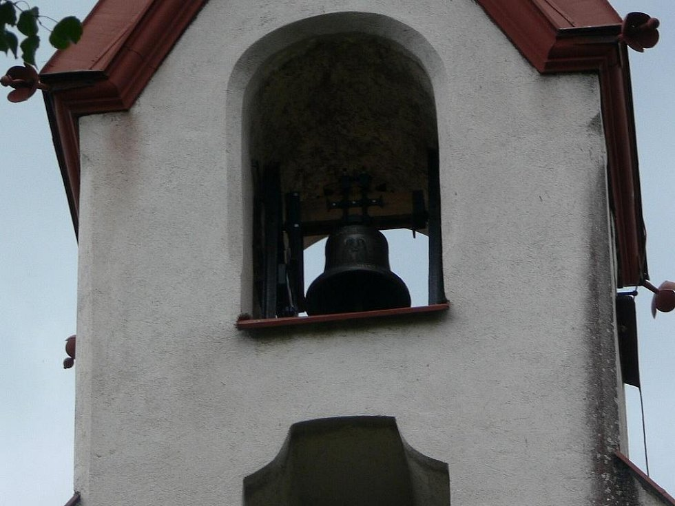 Zvon zborovské kaple