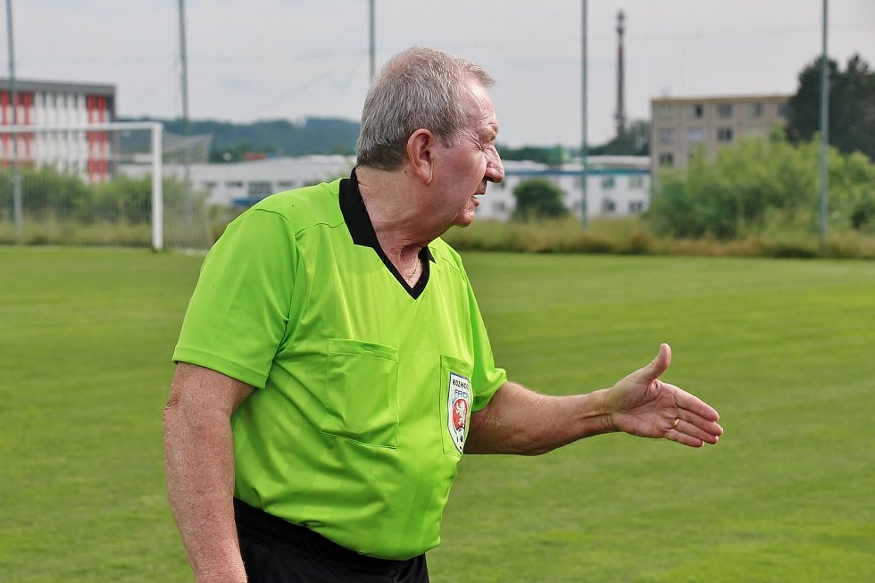 Fotbalisté Šumperku doma porazili zálohu Sigmy 3:0