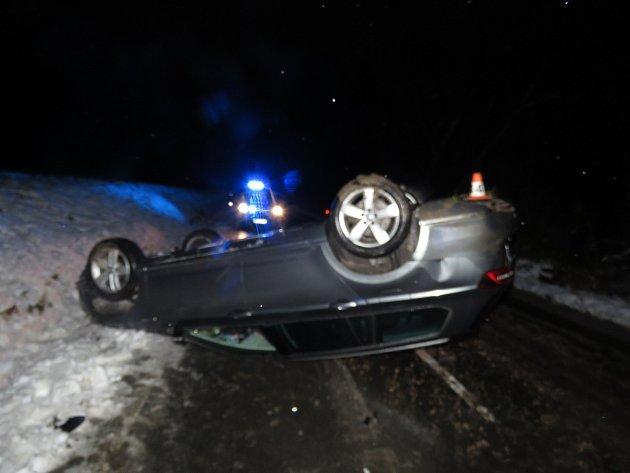 Nehoda u Bratrušova