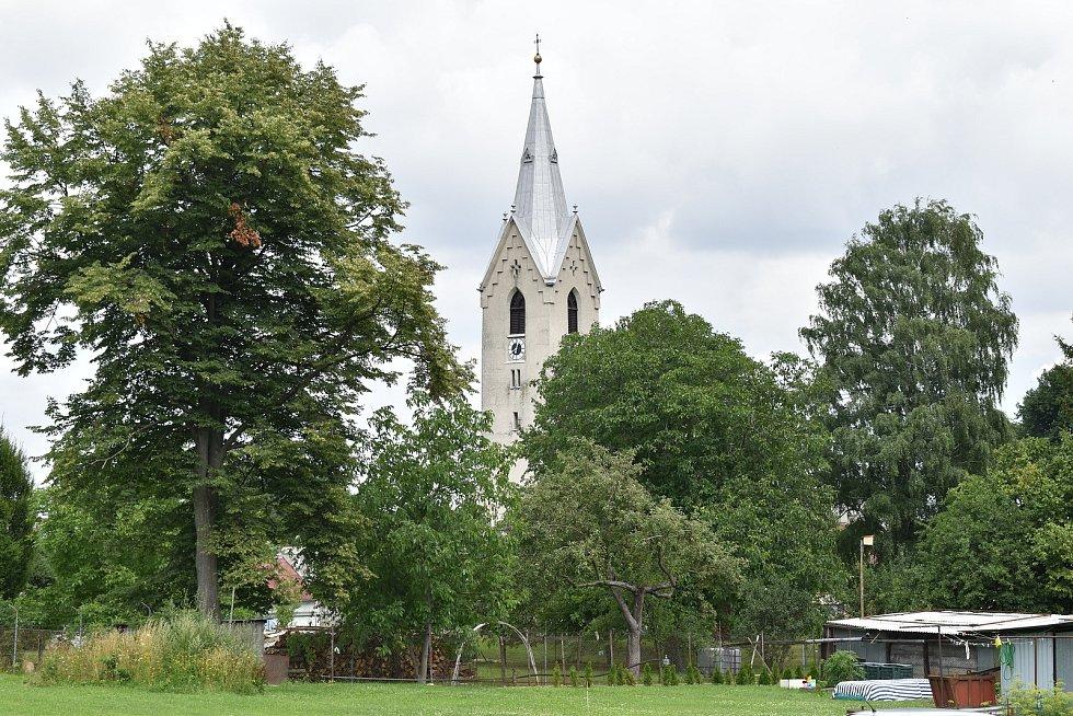 Supíkovice - kostel.