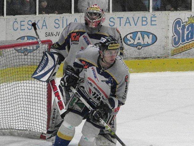 Šumperští hokejisté