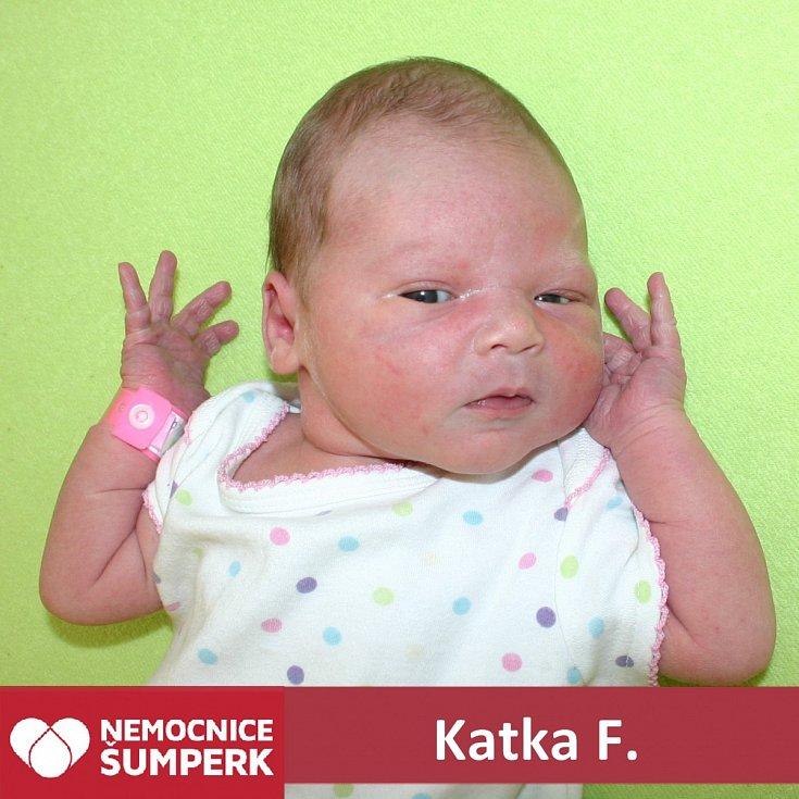 Katka F., Klopina