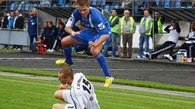 Zábřeh versus Prostějov.