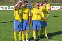 Fotbalisté Štítů slaví postup do krajského přeboru