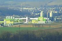 Tak by podle vizualizace projektu měla vypadat papírna a teplárna firmy Wanemi v průmyslové zóně v Zábřehu