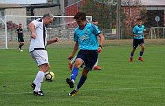 Fotbalisté FC Želatovice porazili FK Jeseník 1:0.