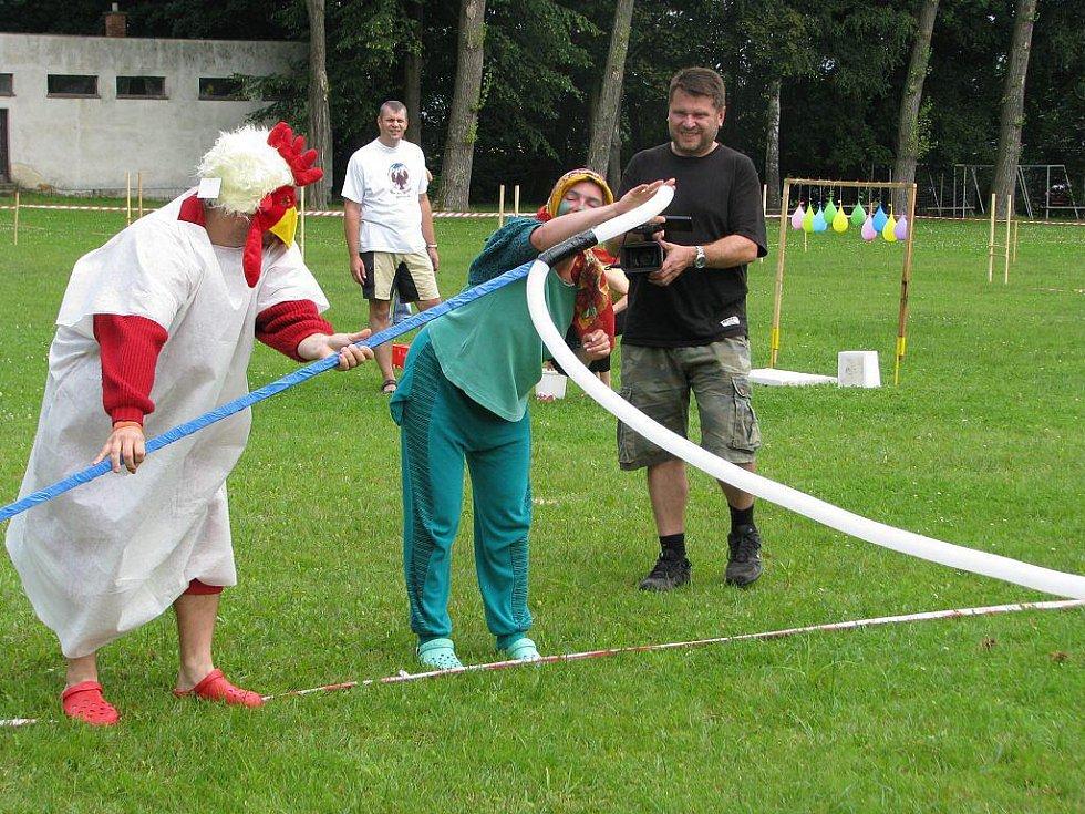 Hry bez hranic se konaly 6. srpna v Rovensku