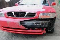 Nehoda vlaku s osobním autem se stala v Ondřejovicích.