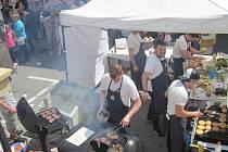 4. ročník food festivalu Jídlo na ulici v Zábřehu