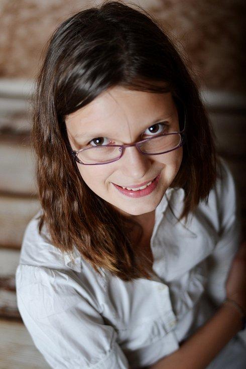 Čtrnáctiletá Michaela ze Zábřehu se potýká s vážnou nemocí.