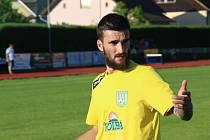 Filip Rozsíval dal v neděli Bzenci čtyři góly