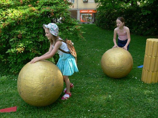 Na Dnech Olomouckého kraje šlo hlavně o zábavu.