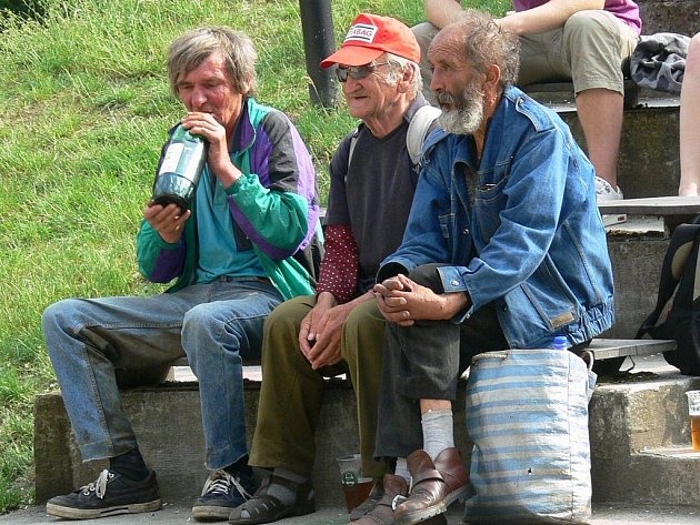 Bezdomovci (ilustrační foto)