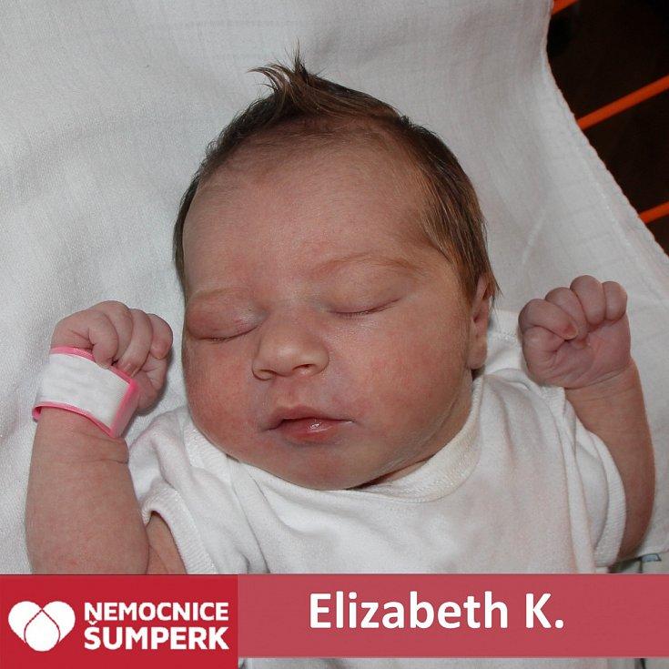 Elizabeth K., Šumperk