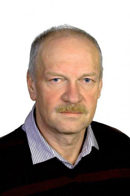 Dnes již bývalý tajemník Městského úřadu Jeseník Libor Látal.