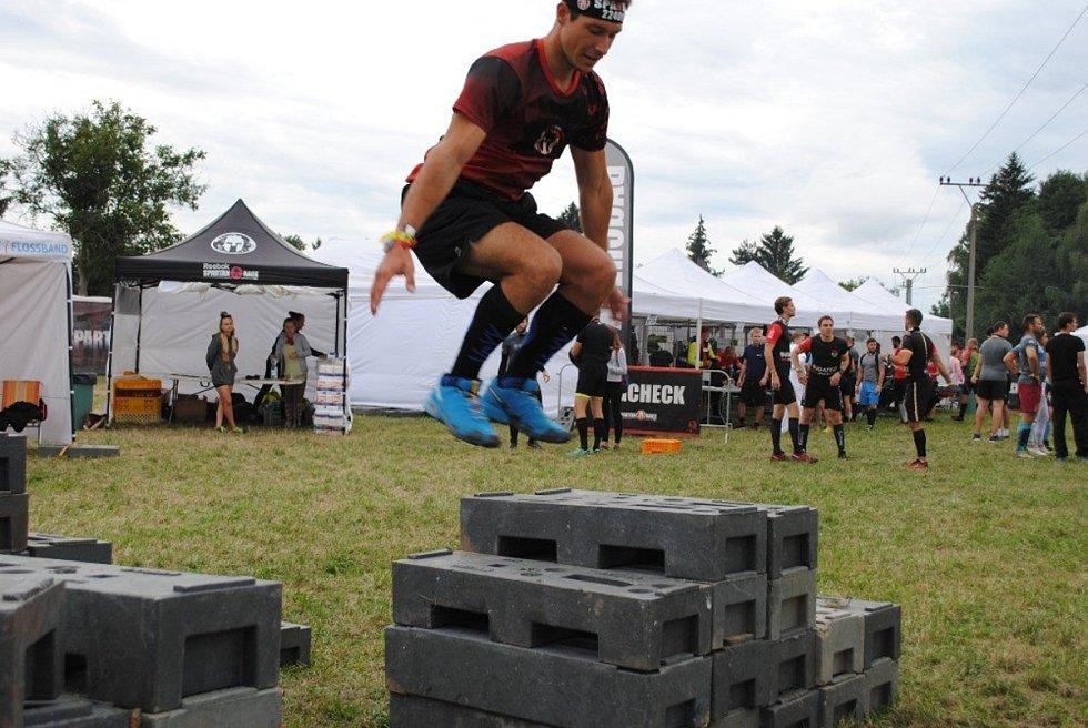 Spartan Race Litovel 2017