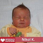 Nikol Kolářová 16. 4. 2018 Šumperk