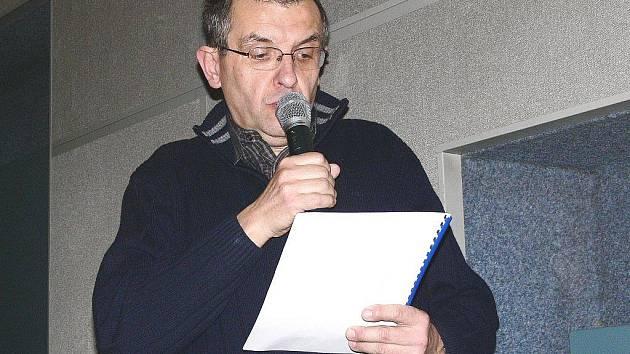 Propuštěný tajemník zábřežské radnice Antonín Janhuba se obrací na zastupitele s výzvou k jednání