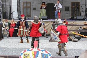 Oslavy 750 let města Jeseníku