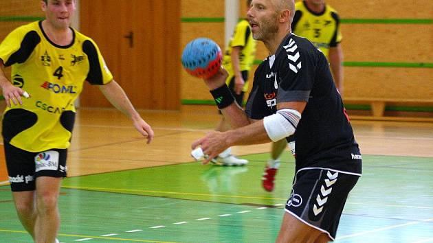 Šumperk versus Jičín B (žluté dresy)