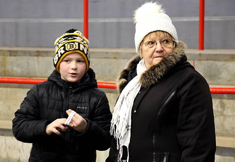 Týden hokeje v Šumperku (21. ledna 2020)