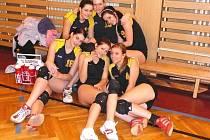 Šumperské volejbalistky
