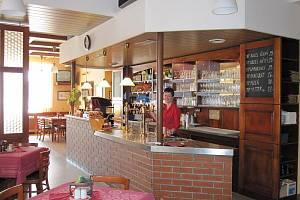 Restaurace U Coufalů v Lošticích